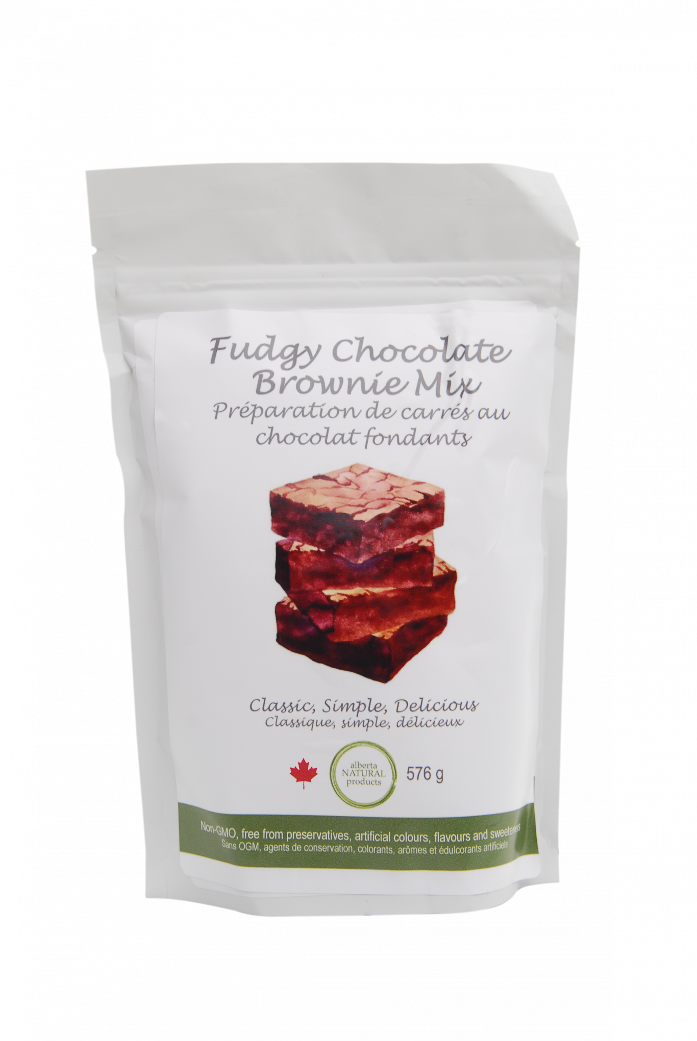 Fudgy Chocoate Brownie mix